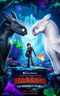How to Train Your Dragon: The Hidden World traditional