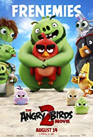 The Angry Birds Movie 2 traditional