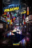Detective Pikachu ** w/ Open Captioning**