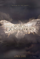 Fantastic Beasts: The Crimes of Grindelwald traditional
